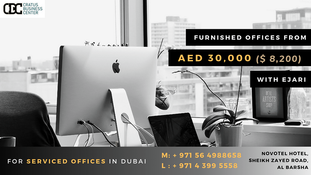 Furnished Office In Dubai